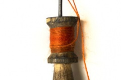 Sewing Needle and Spool